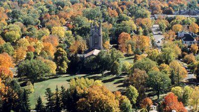 Skinner Memorial Chapel