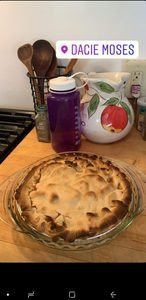 The Apple Pie we baked