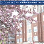 Burton Hall APSI Zoom Background