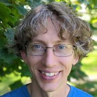 Computer Science Professor Chris Johnson
