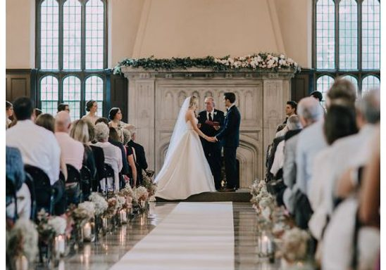 Wedding In Great hall