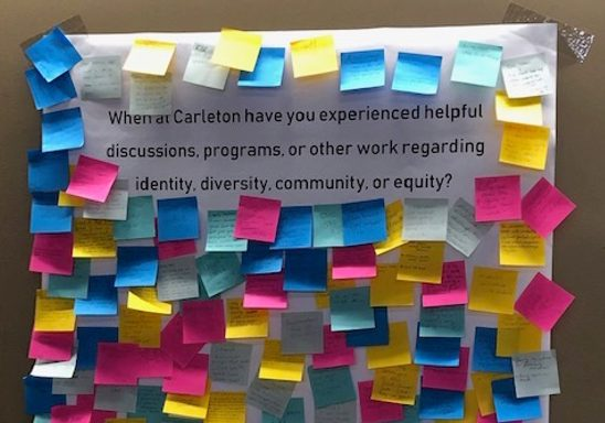 Feedback collected at the May 2019 CEDI ice cream social