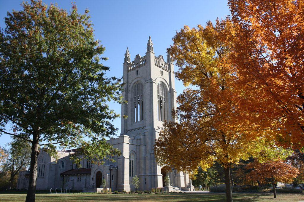 Carleton campus