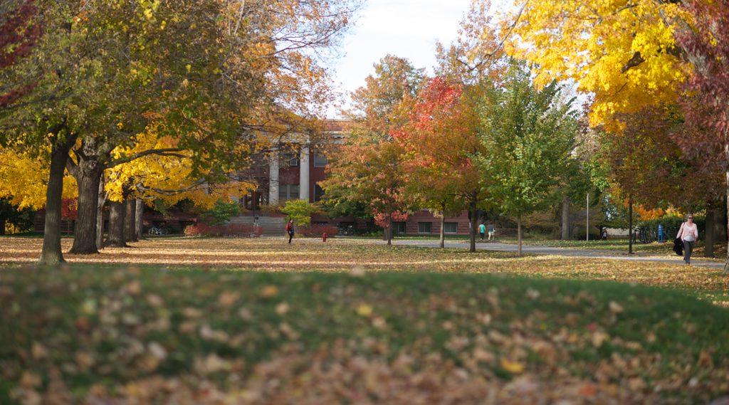 Autumn Campus