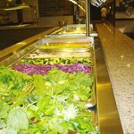 Local Salad Bar at Burton
