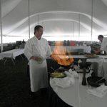 Executive Chef Michael Delcambre