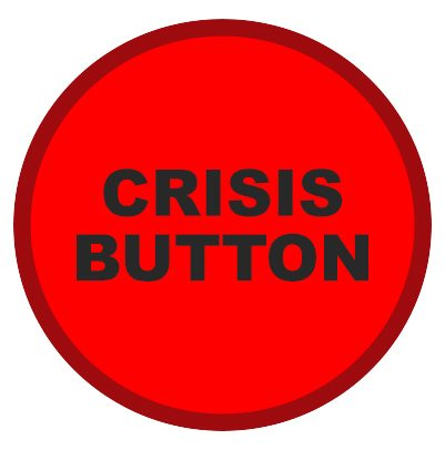 This is the Crisis Button. Click Here to be Directed to Emergency Numbers and Flow Chart.