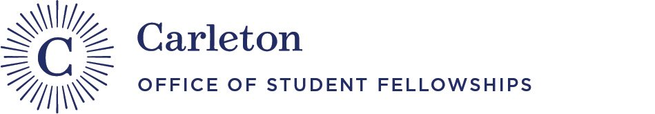 Office of Student Fellowships logo