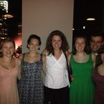 Molly, Kelly, Rosie, Elliott, and Lisa at SBN 2013.