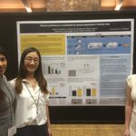 Ria, Scarlet, and Rachel at the Society for Behavioral Neuroendocrinology (SBN) 2015 conference.