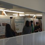 Midbrains poster session in Weitz.