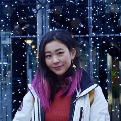 Photo of Claire Guang