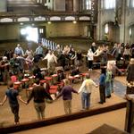 Unitarian Universalist Chapel Service on 5/5/13