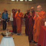 Buddhist Vesak Ritual