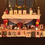 Day of the Dead Altar - November 2, 2013