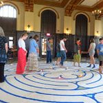 Labyrinth Walking Meditation Service - May 2015