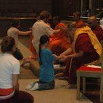 String-tying Ceremony