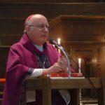 Archbishop Harry Flynn at Catholic Mass