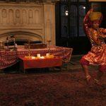 Culural Performance at Diwali Celebration