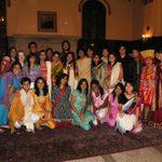Guests at Diwali Celebation