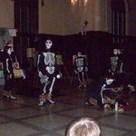 Celebrating Day of the Dead, November 2, 2009