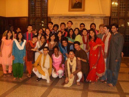 Diwali Celebration on October 18, 2009