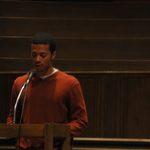 Reader at MLK Service of Celebration and Remembrance 01/17/2010