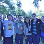 Crop Walk to raise awareness on hunger issues