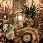 Dia de los Muertos (Day of the Dead) Service on November 2,2012
