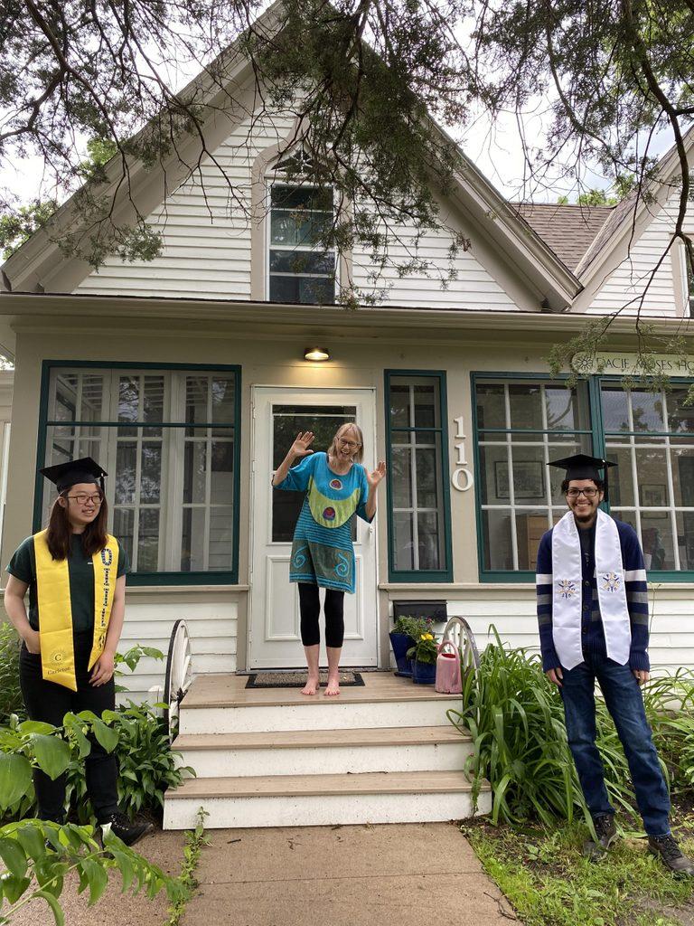 Class of 2020 COVID-19 Graduation Brunch
