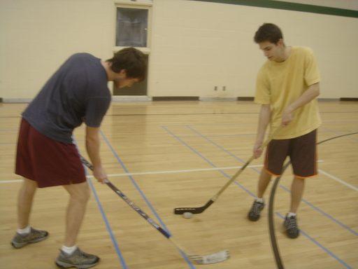 Floor Hockey #4