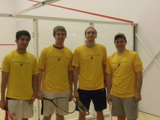 2012 Racquetball IM Champions