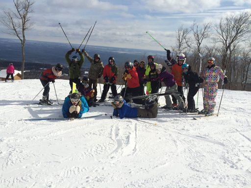Alpine Ski and Snowboard