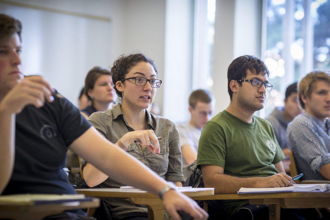 Special Class Schedule - Carleton College
