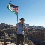 Reilly Simon '16 in Jordan