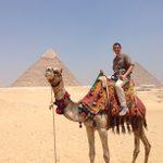 Owen Solis '17, Geeza, Egypt