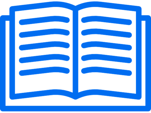 icon depicting a book