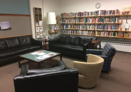 Visit the LTC Library