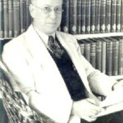 Herbert Pierrepont Houghton (1880-1964)