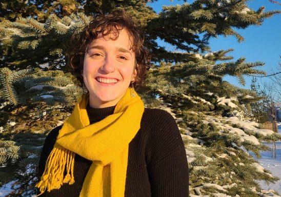 Student Pathways in Civic Engagement: Anna Schumacher '21