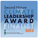 climate leadership award 2013