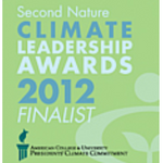 climate leadership award 2012