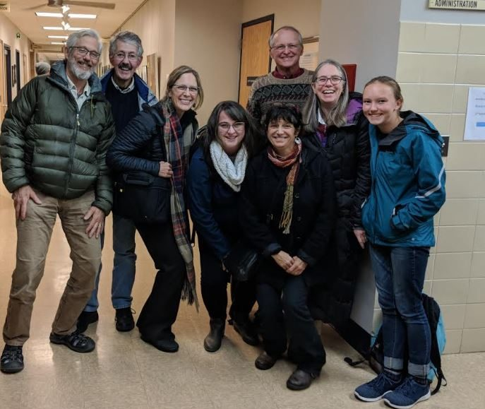 The City of Northfield's Climate Action Plan Advisory Board, active 2018-2019
