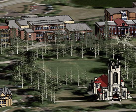 Carleton virtual campus