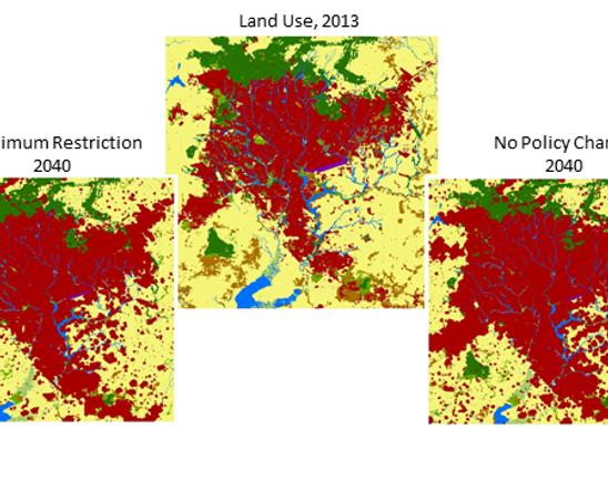 Land use modeling