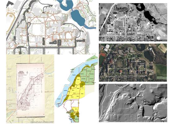 Campus GIS Data