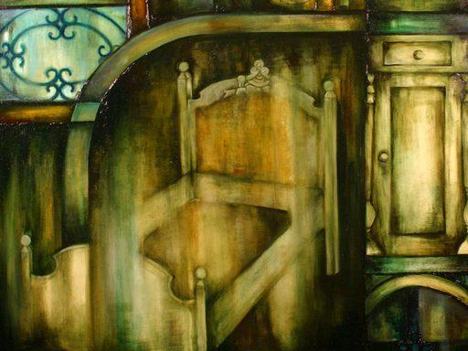 Artwork by Juliet Menendez '05