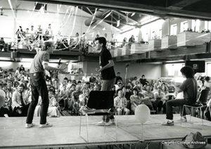 Cujokra Performing in the 1980s