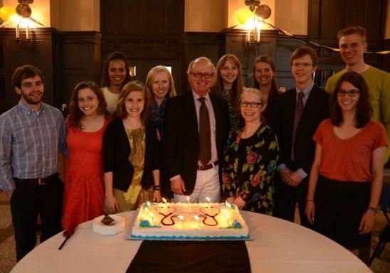 Pre-Med Banquet '15 Graduates