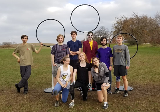 Carleton Quidditch 2018-2019